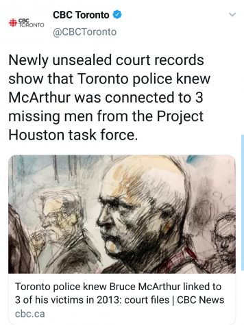 Bruce McArthur; A Homophobic Serial Killer Who Went Unnoticed